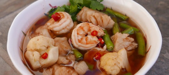 Cuisines To Taste In Thailand This Summer
