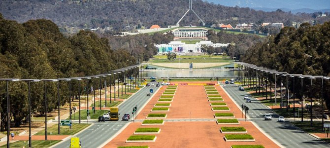 Beautiful Places To Visit In Canberra