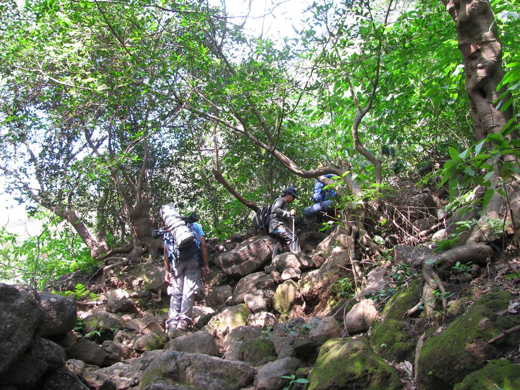 trekking in Dandeli