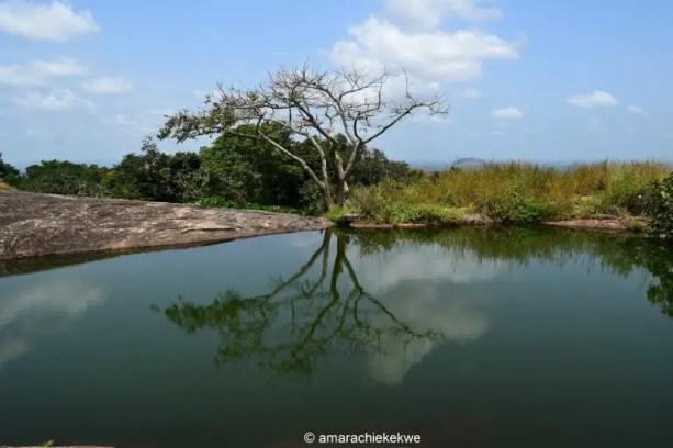Iyake Lake, Oke-Ado