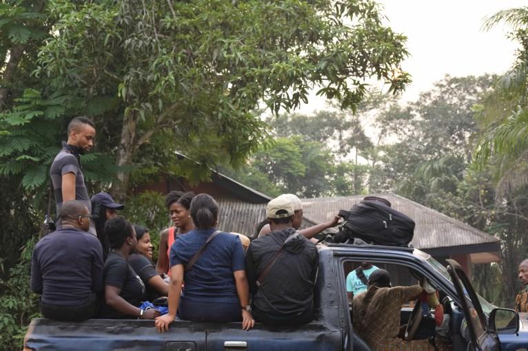 Omo Forest Reserve, Ogun