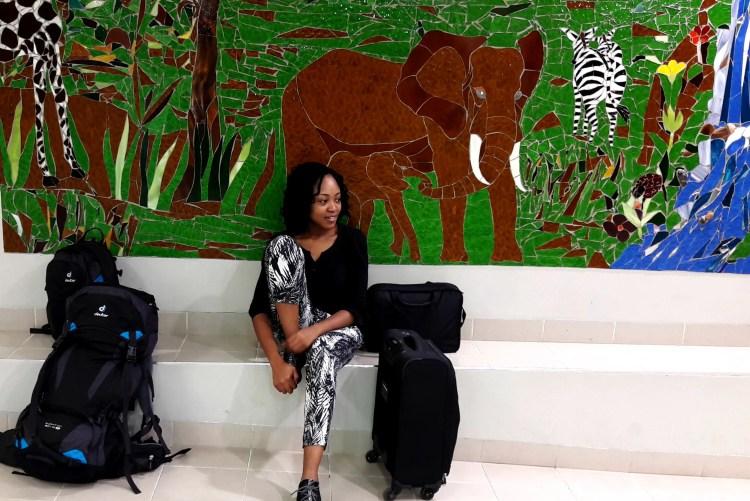 Jomo Kenyatta airport