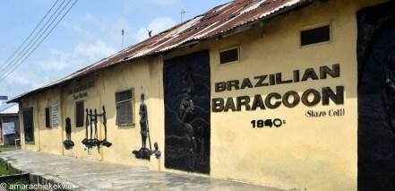 brazilian baracoon