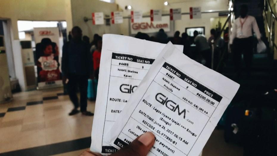 GIGM Enugu