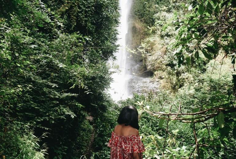 Oowu waterfalls