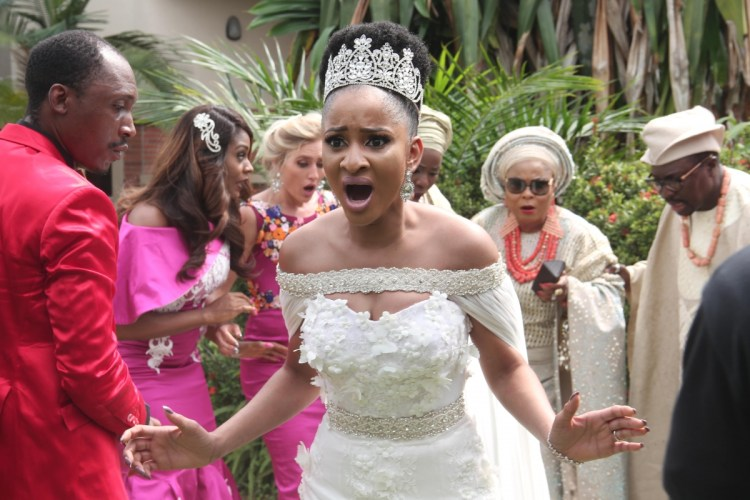 The Wedding Party Nigerian Movie