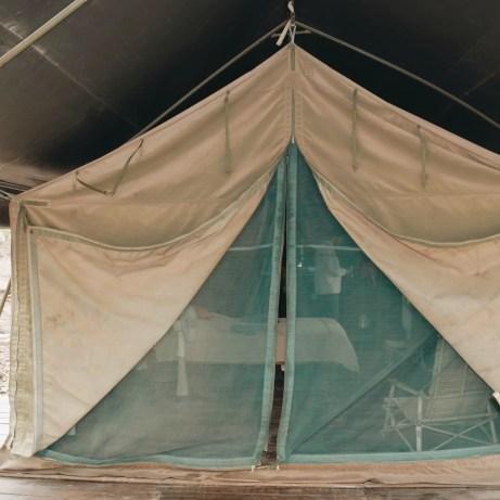 Pendjari Lodge Tent3