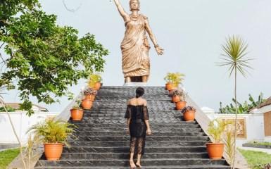 Nigeria travel Guide Moremi Statue Ife