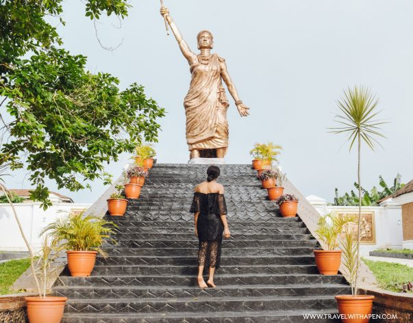 Nigeria travel Guide Moremi Statue Ife