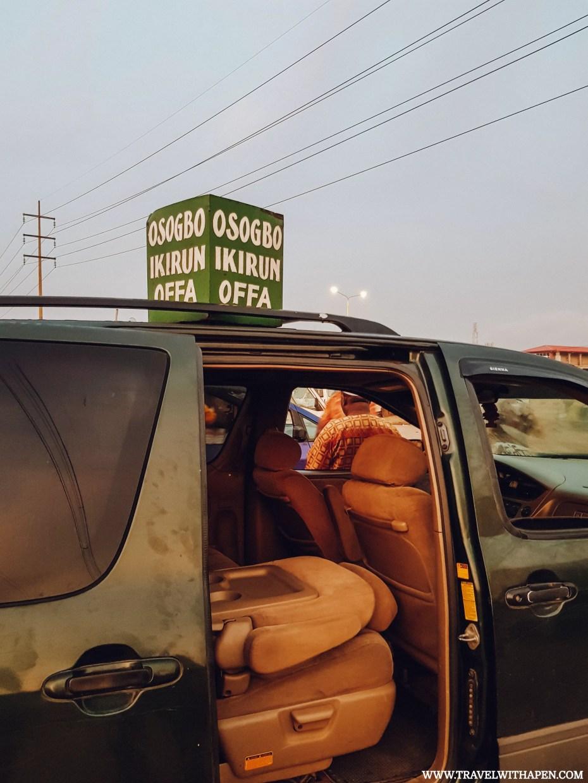 Sienna Car to Osogbo
