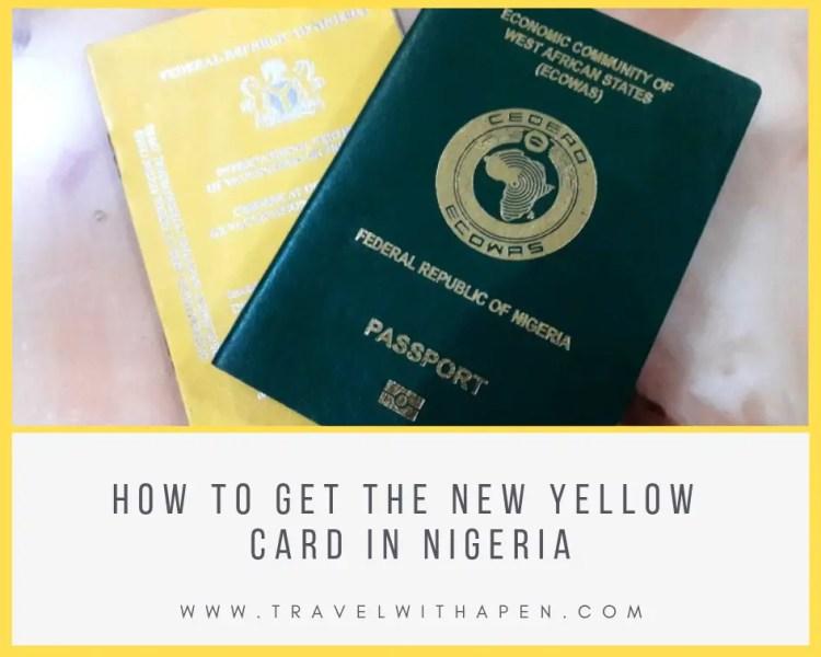 Yellow Card Nigeria