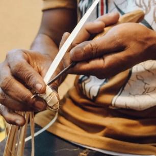 weaving Instructor
