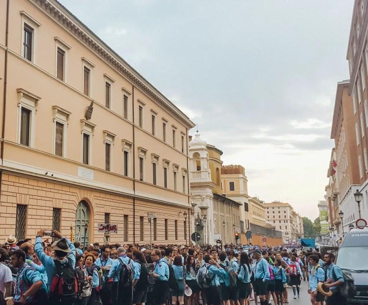Scouts Vatican City