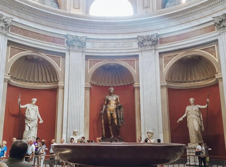 Vatican city Museum Gallery