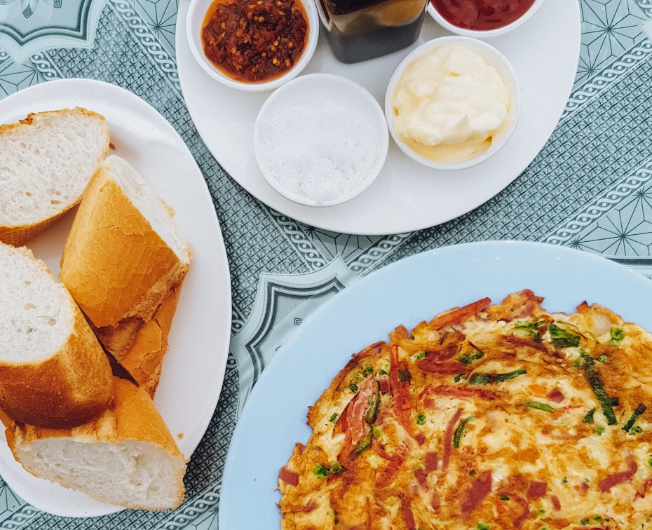 Breakfast by the beach PNR