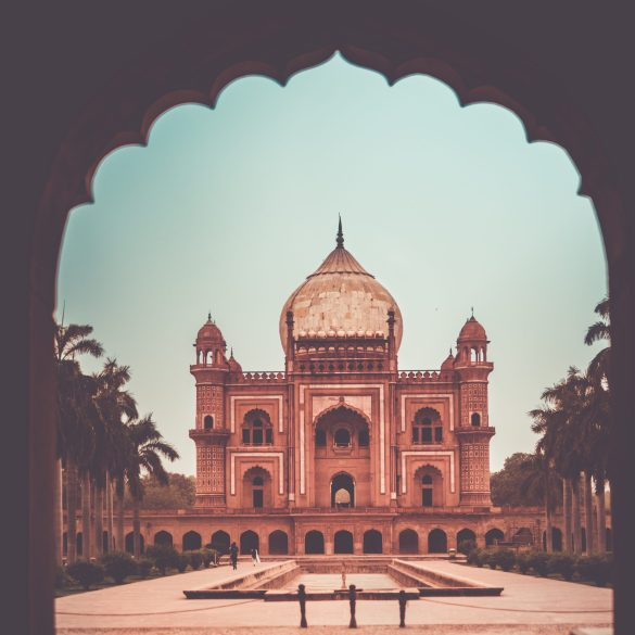 India Travel from Nigeria