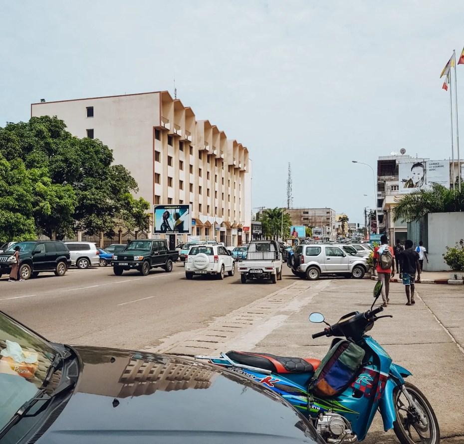 Pointe-Noire Congo Brazzaville