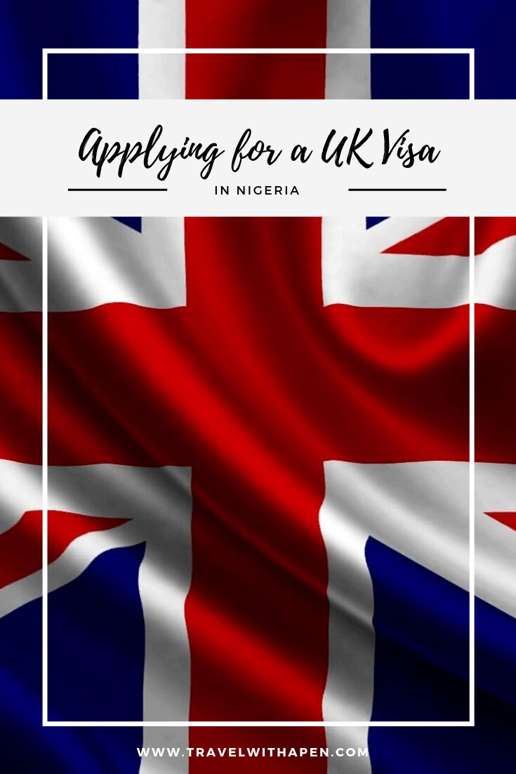UK Visa Application from Nigeria