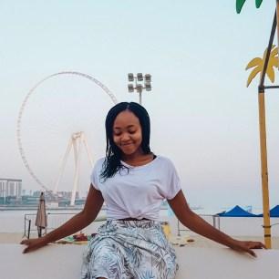 JBR Beach Dubai UAE
