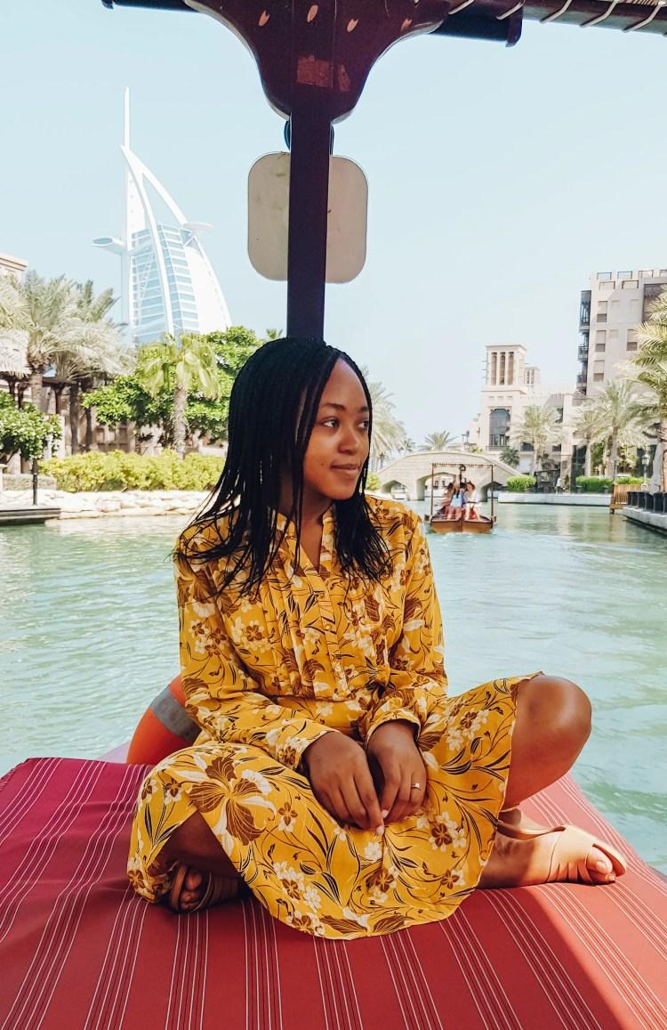 Lagos Nigeria to Dubai