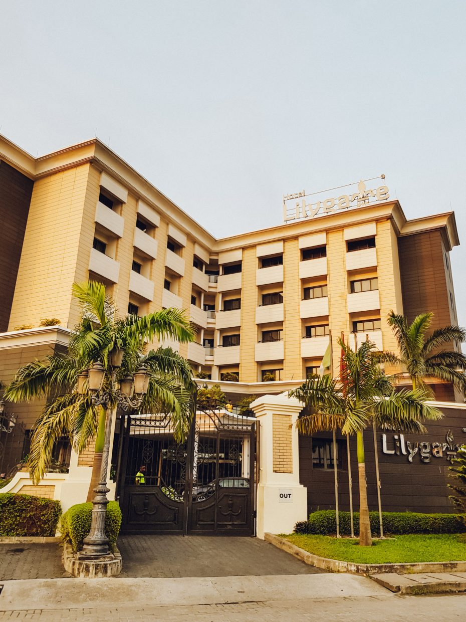Where to stay in Lekki