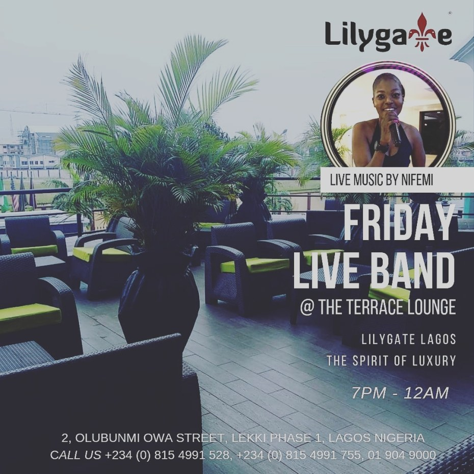 Lilygate Hotel Live Band