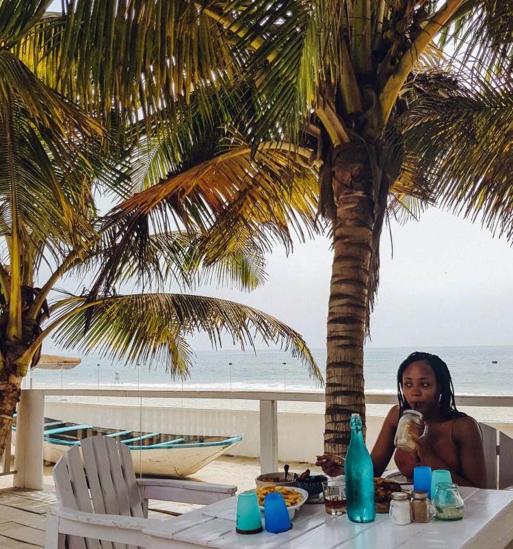 Jara Beach Resort beach front