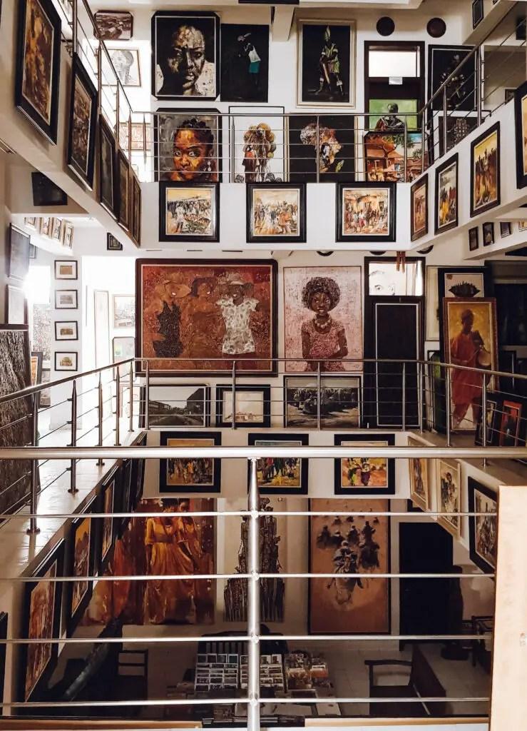 Nike Art Gallery Photos