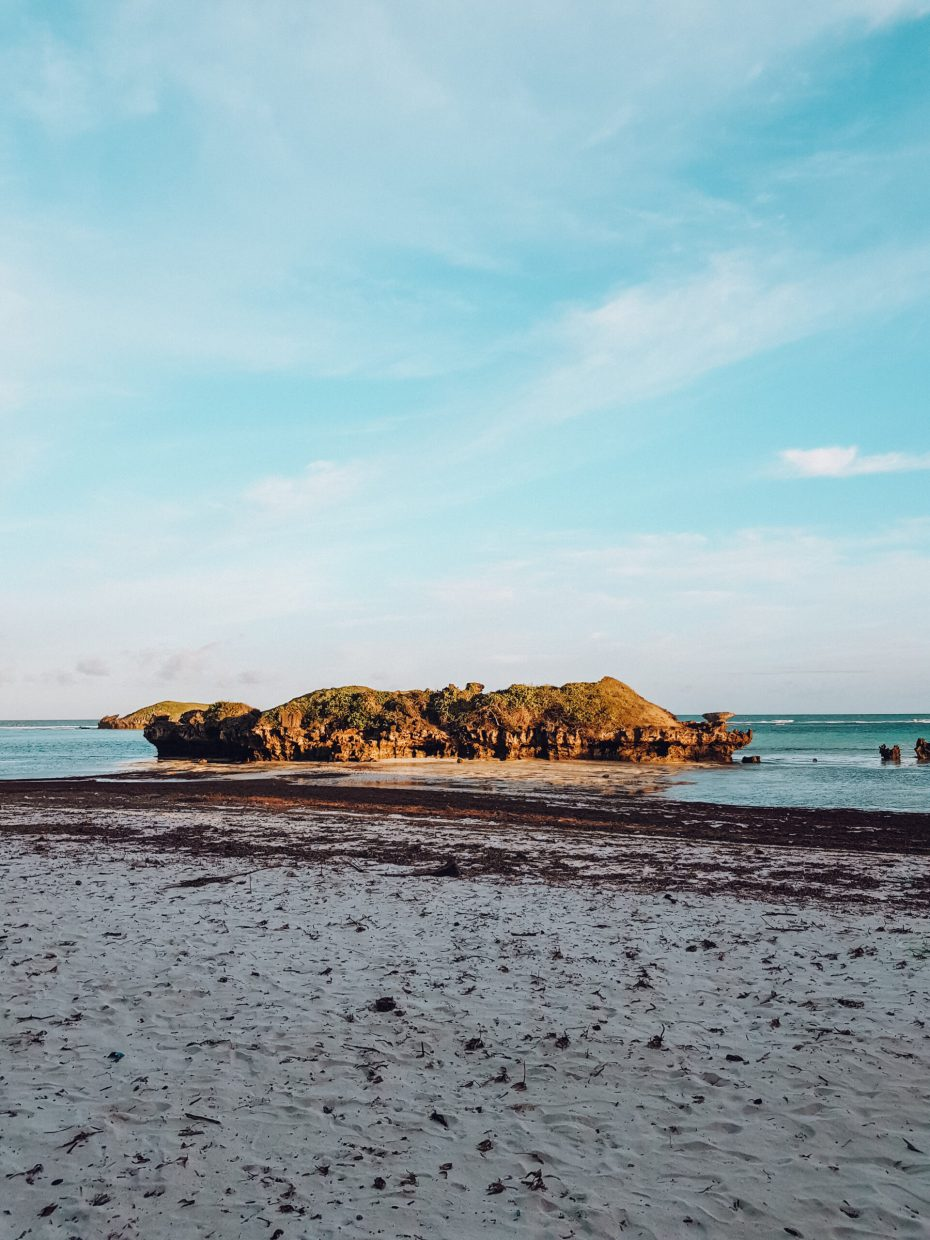 Watamu Low Tide