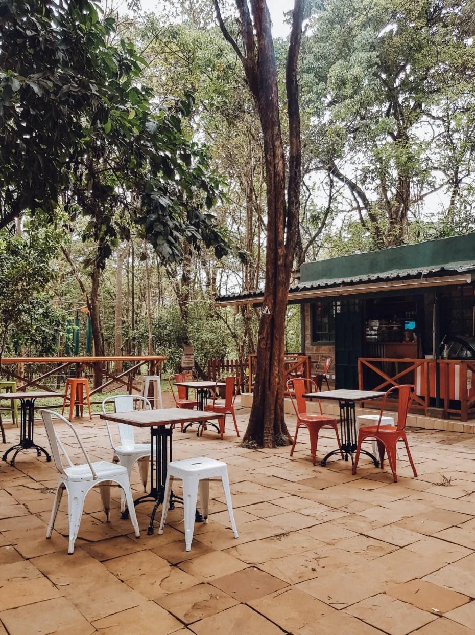 Karura Forest Cafe