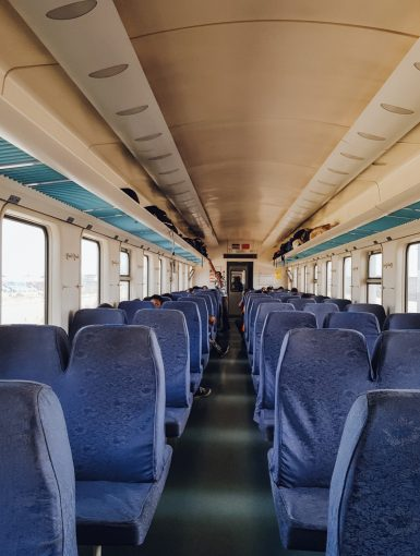 SGR Nairobi to Mombasa Train Economy Class