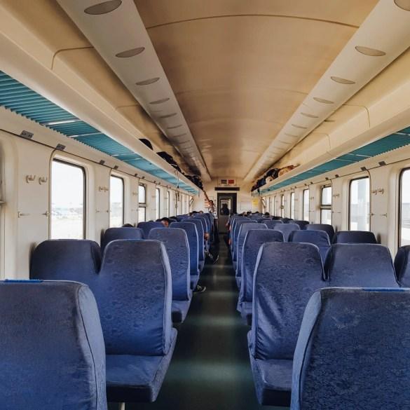 SGR Nairobi to Mombasa Train Economy Class