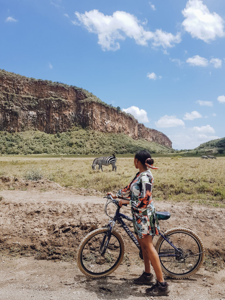 Hells Gate National Park Cycling