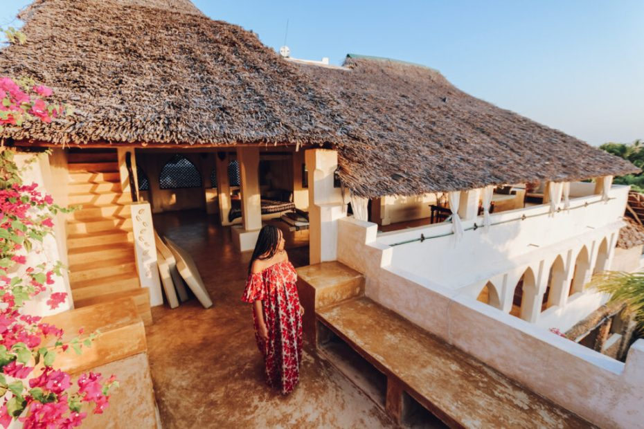 Where to Stay in Lamu