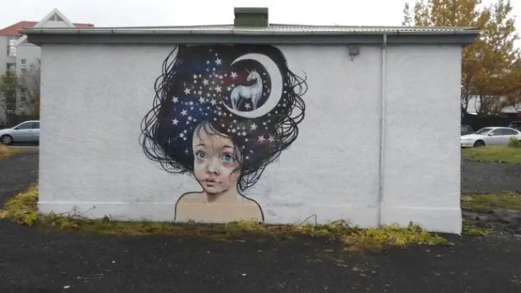 Arta stradala, Reykjavik