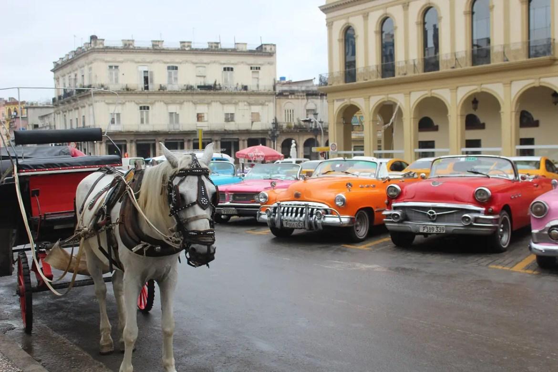 Cuba itinerary