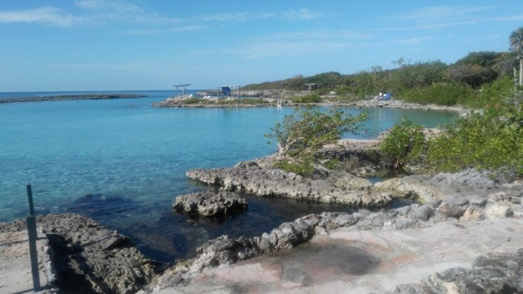 Caleta Buena in the Bay of Pigs