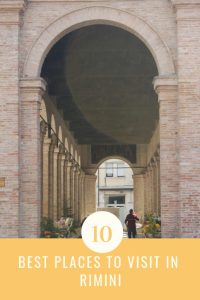 Top 10 best places to visit in Rimini, travel guide, Italy