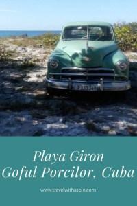 Ghid complet pentru Golful Porcilor, Playa Giron,Cuba
