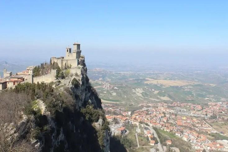 The First Tower of San Marino, Guaita