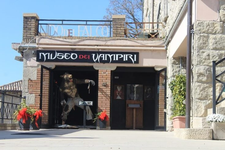 Museum of Vampires in San Marino