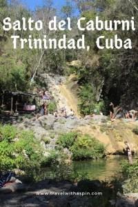 Going to Salto del Caburni from Trinidad, Cuba