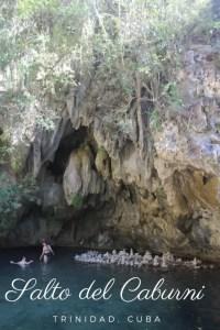 Trip to Salto del Caburni from Trinidad, Cuba