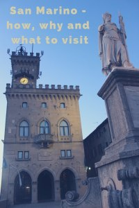 San Marino- why, what and how to visit