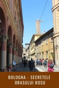 Bologna secretele orasului rosu