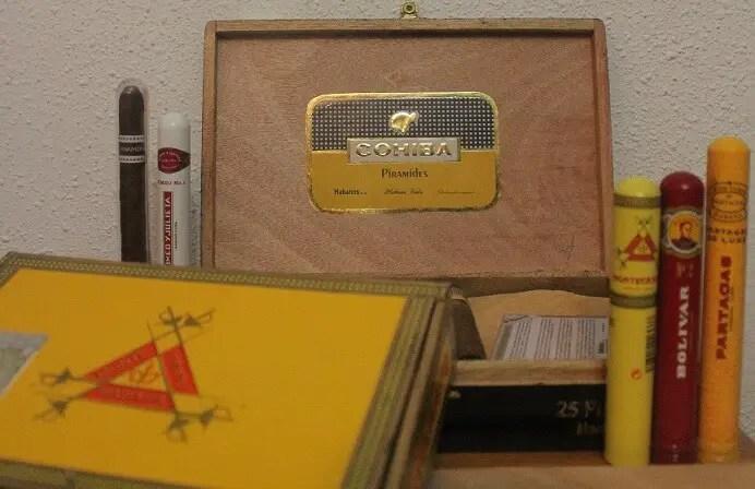 Cigars souvenirs