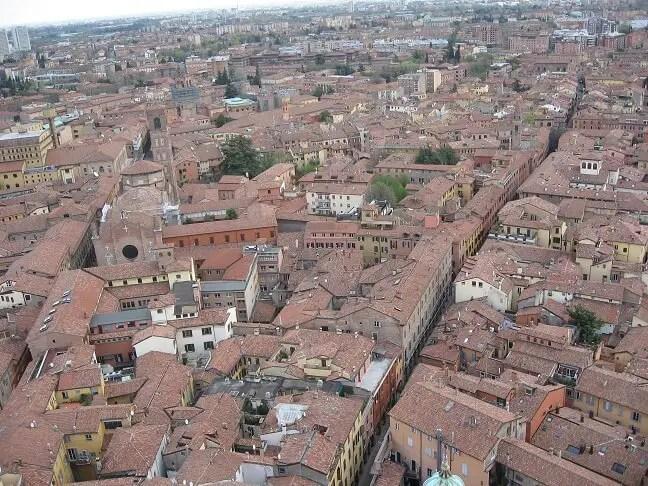 Bologna la rossa