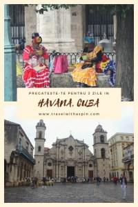 Havana, Cuba, ghid de travel: Nu rata cele mai faine lucruri pe care le poti face in Havana!