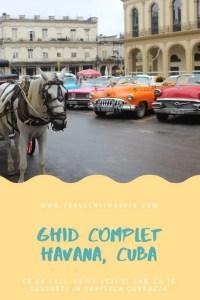 Ce poti face in Havana in 3 zile