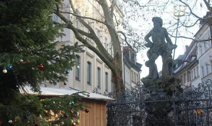 Bamberg Neptune Fountain